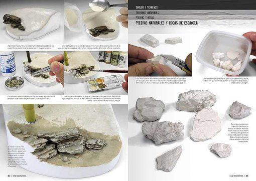 Dioramas FAQ - Modelling book