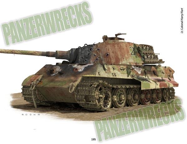 Tiger 2 art