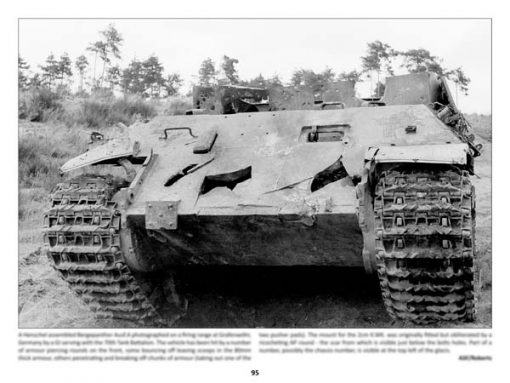 Panzerwrecks 21 sample page