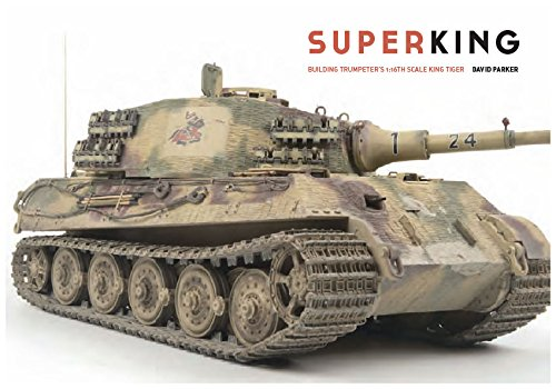 Superking - Tiger tank book
