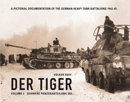 Der Tiger Vol.2 - Tiger book