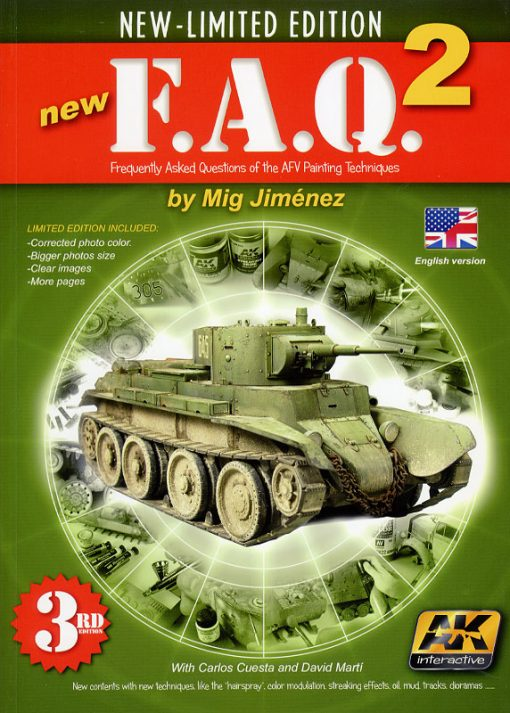 FAQ 2 Limited Edition