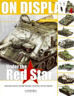 On Display 4 - Under the Red Star - Russian tank model book