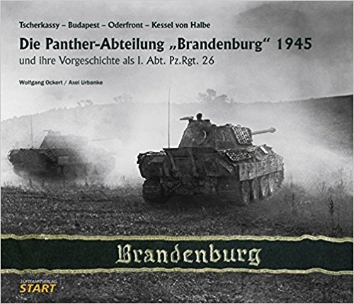 Brandenberg - German language cover