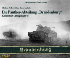 The Panther Battalion 'Brandenburg' 1945