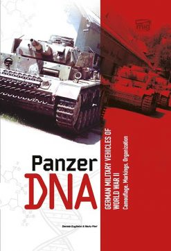 Panzer DNA German tank book