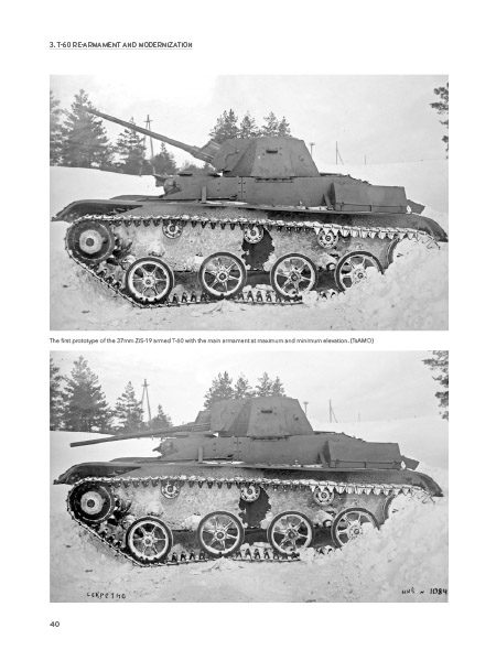 Red Machines 1: T-60 Small Tank & Variants