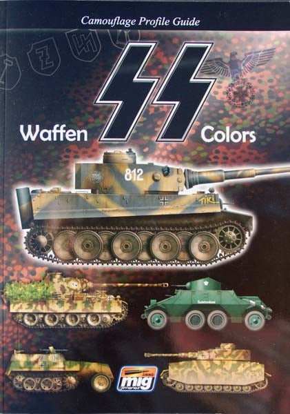 Waffen SS Colors