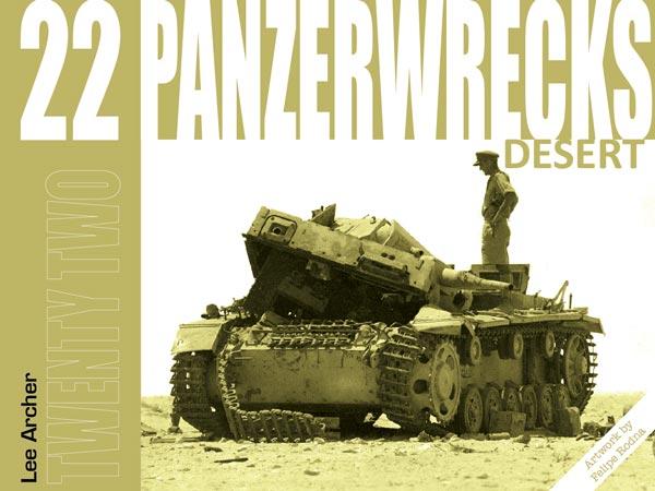 Panzerwrecks 22: Desert