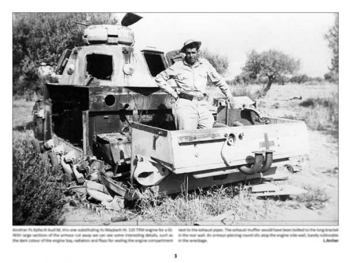 Panzerwrecks 22: Desert by Lee Archer