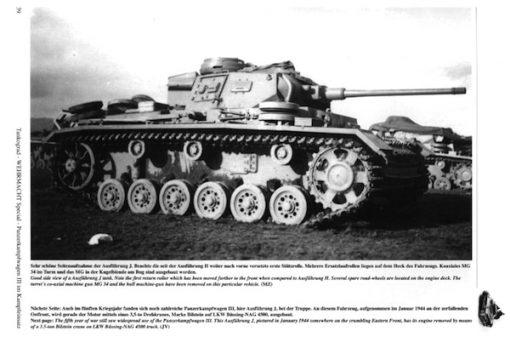 Panzerkampfwagen III in Combat