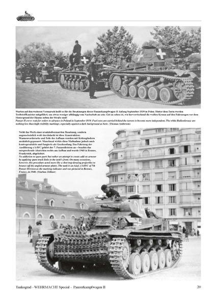 PANZER II History - Technology - Variants - Combat