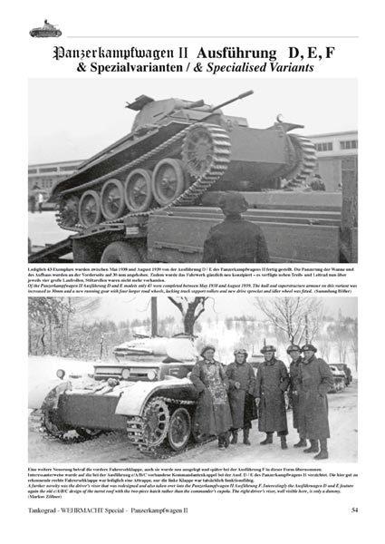 PANZER II History - Technology