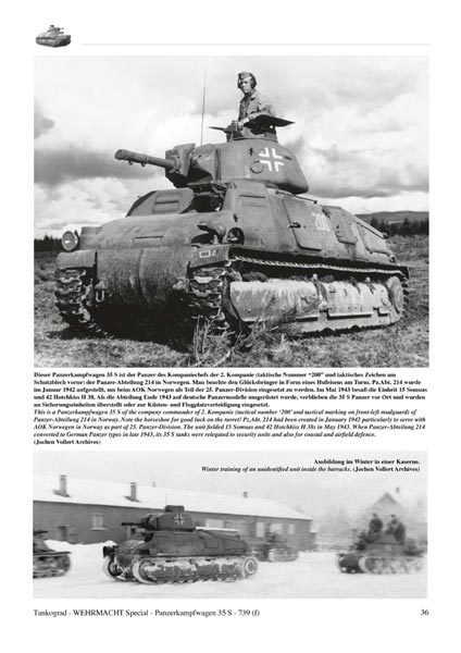 The French Somua S35 Tank in German Service 1940-45