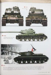 Soviet War Colors Profile Guide 1936-1945