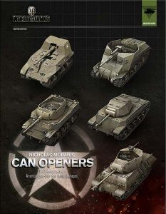 World of Tanks Book - Can Openers