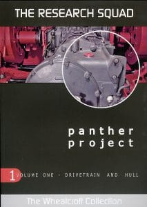 Panther Project Volume One - Drivetrain and Hull
