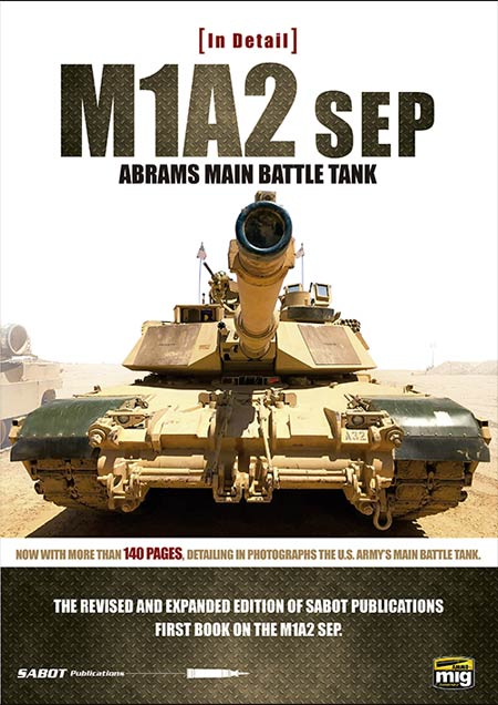 M1A2SEP ABRAMS MAIN BATTLE TANK IN DETAIL
