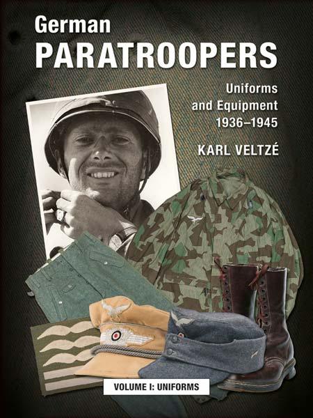 German Paratroopers Vol.1: Uniforms