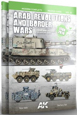 Arab Revolutions & Border Wars 1980-2018 Vol.3 Profile Guide - AK 286